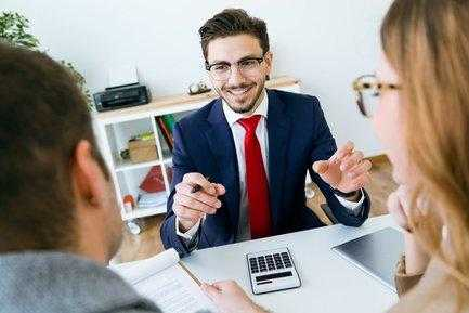 The support of a mortgage broker